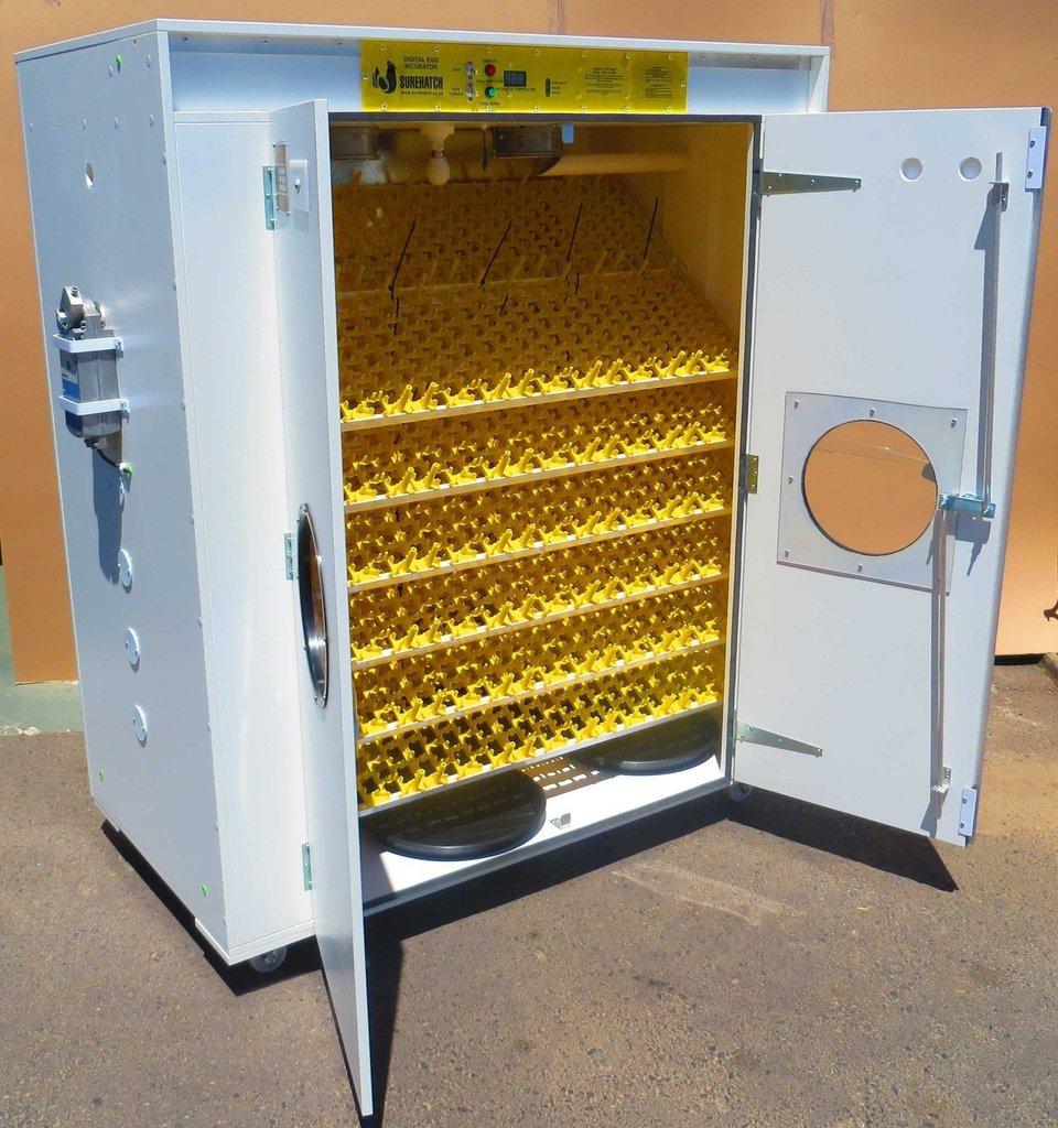 Описание функций инкубатора