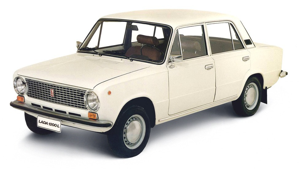 VAZ 21013 specifications
