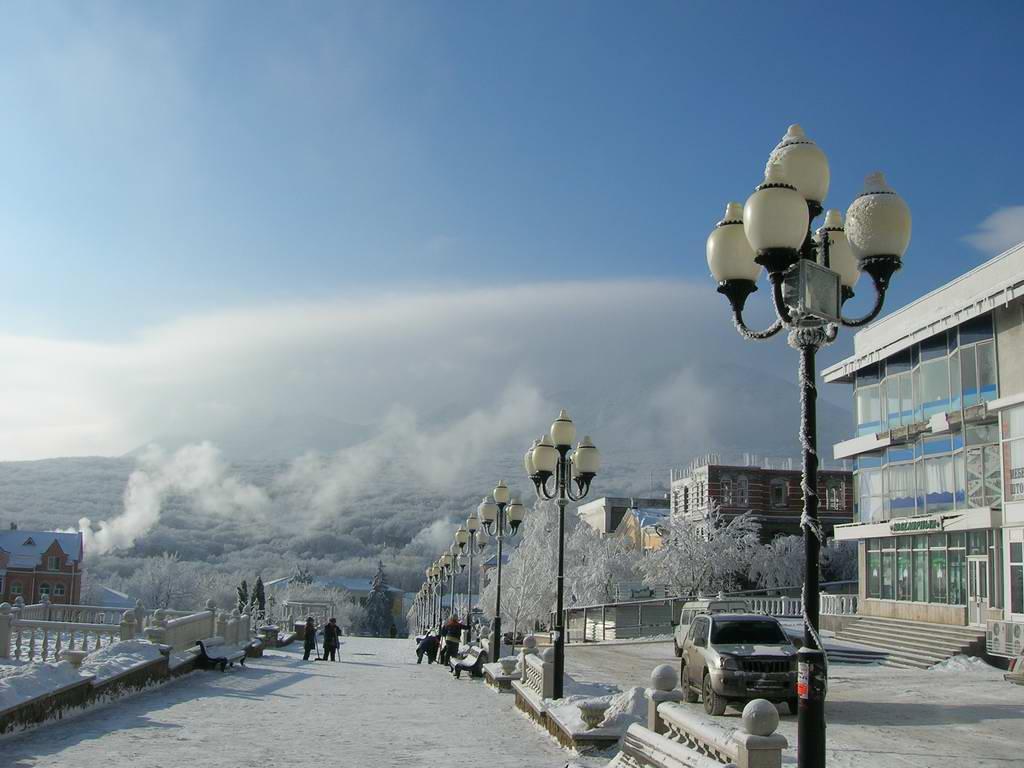 Ставрополь что посмотреть зимой