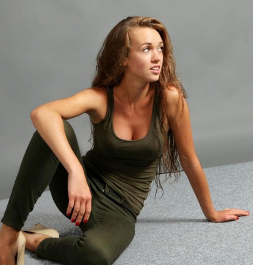 Victoria Runtsova theater and film actress