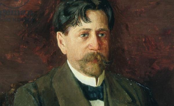 Innokenti Annensky, biography
