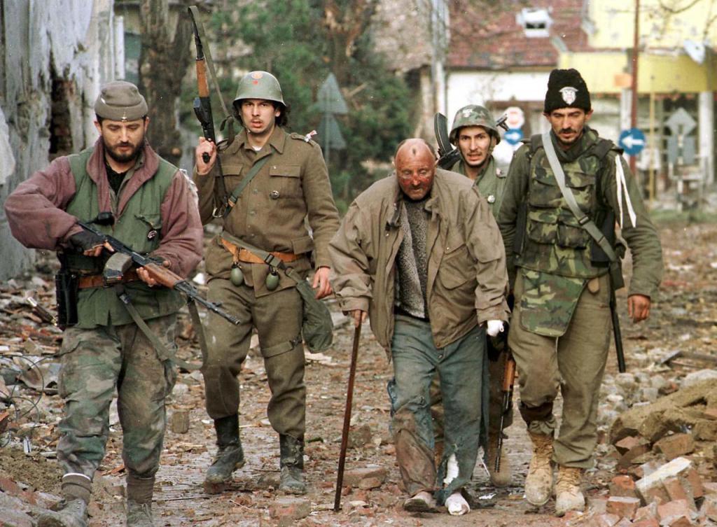фото служивших в югославии где