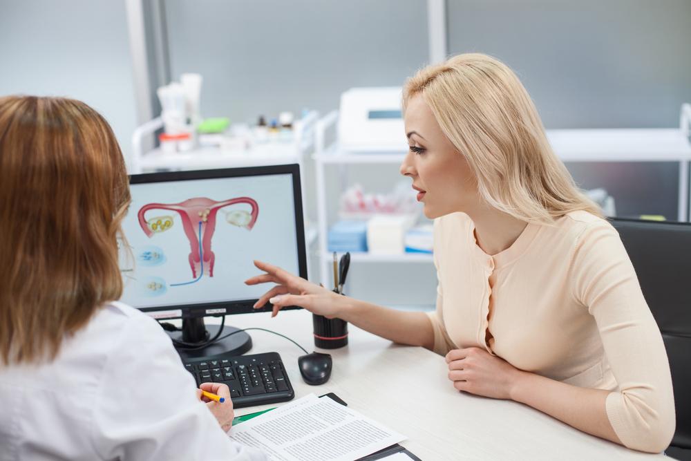 женские болезни гинекология выделения