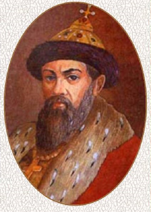 Portrait of Vladimir Monomakh