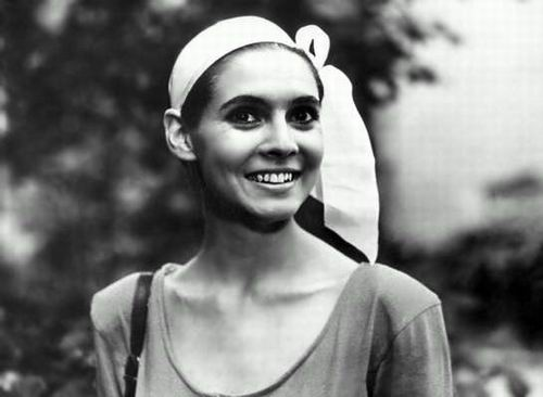 Inga Ilm, actress