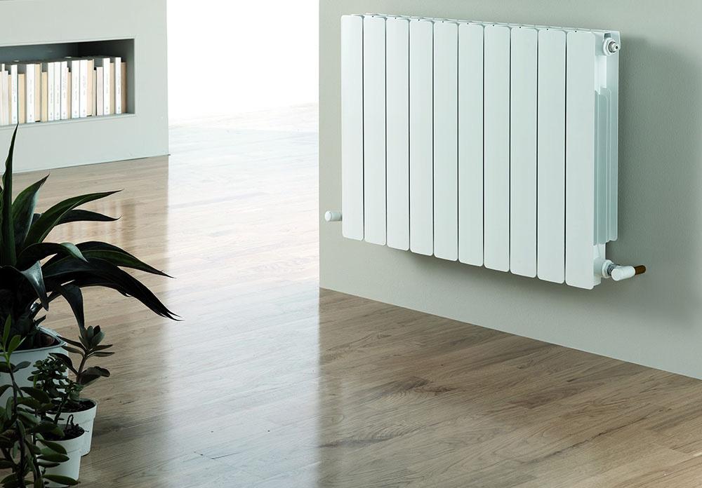 Scope of aluminum radiators