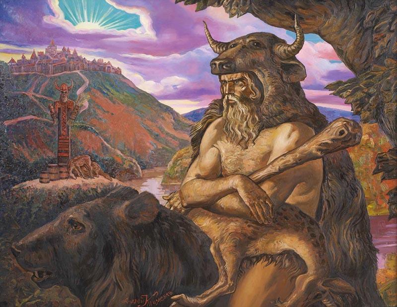бог велес у славян фото разнообразное меню