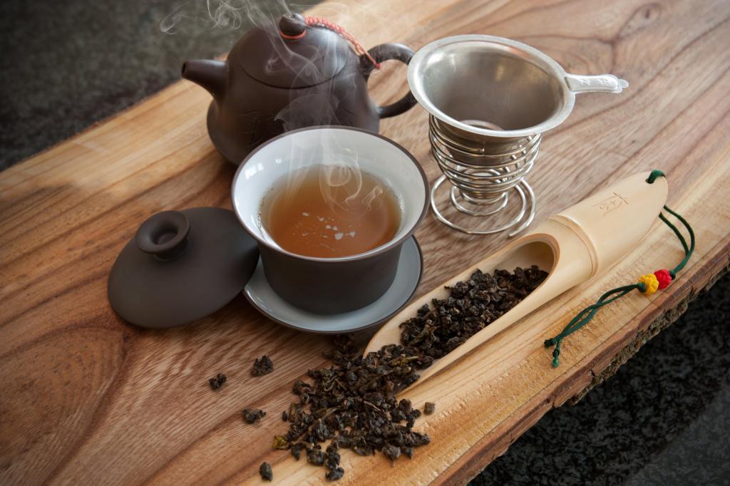 Tea ceremony, appliances