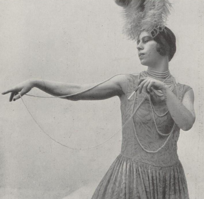 Bronislava Nizhinskaya