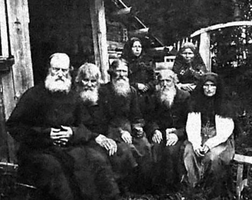 Lykov family
