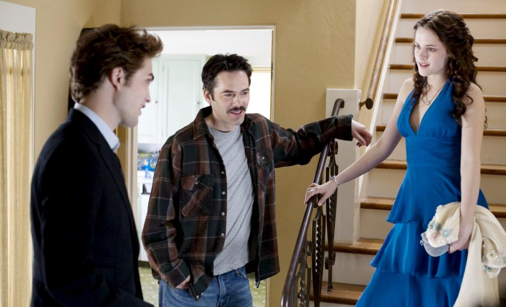 """Frame from the movie """"Twilight"""""""