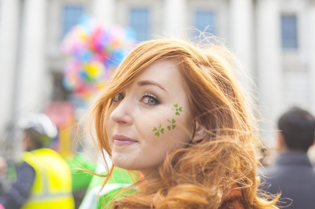 Ирландские девушки картинки