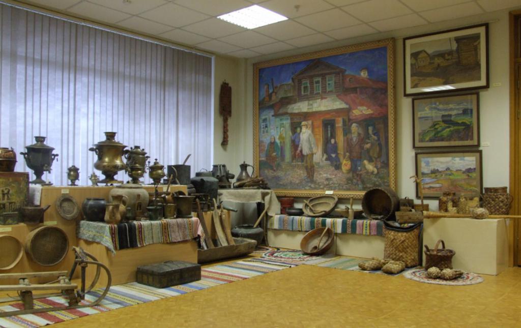 Maloyaroslavetsky Museum and Exhibition Hall. Soldatenkova