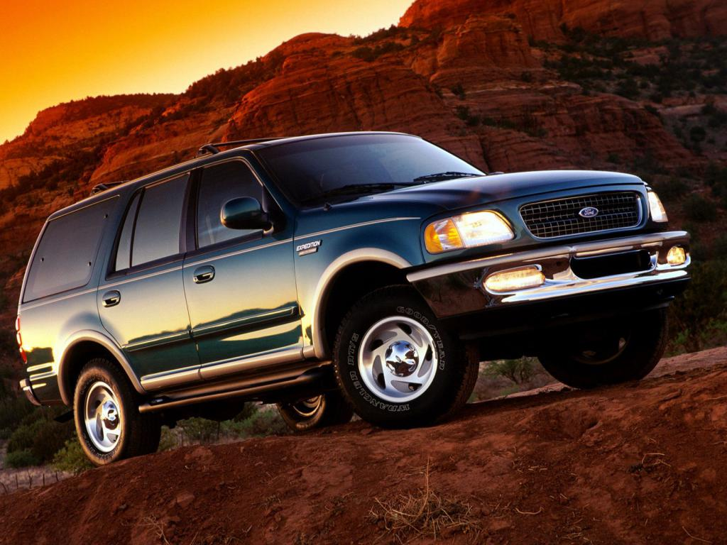 first generation ford expedition