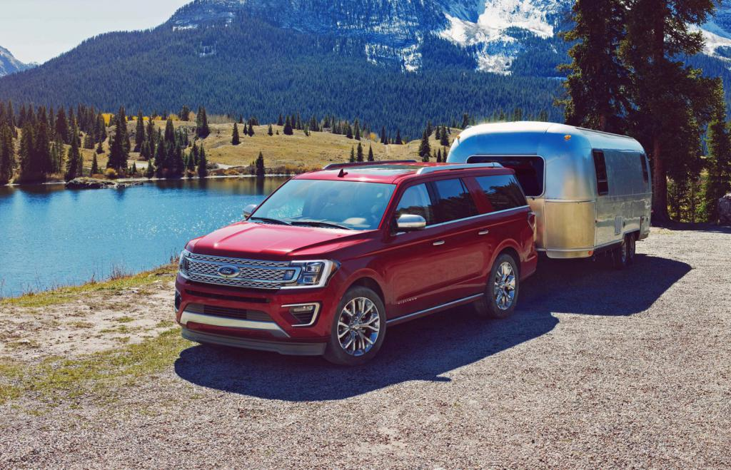 characteristics of the car ford expedition