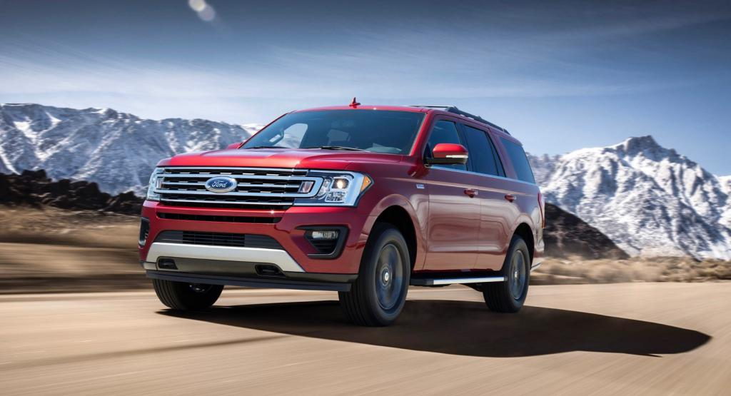 ford expedition 2018 release