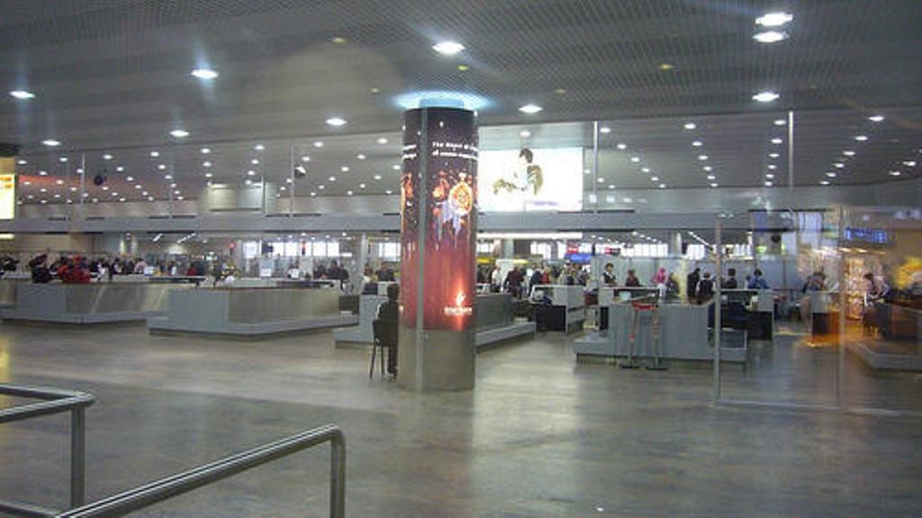 Sheremetyevo Airport internal view