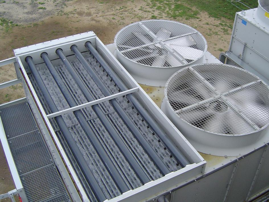 Condenser Cooling Tower