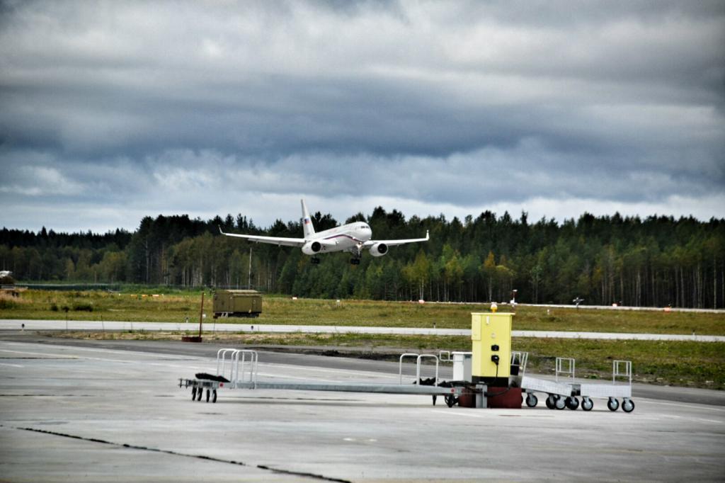 Petrozavodsk Airport: flight schedule