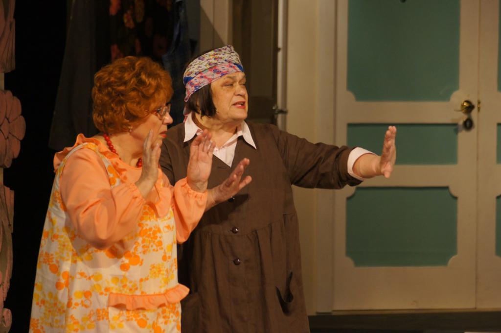 Repertoire of Tula Drama Theater