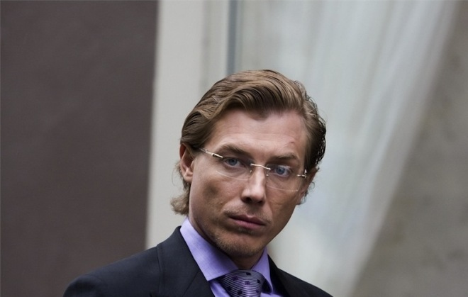 Alexander Bukharov, actor