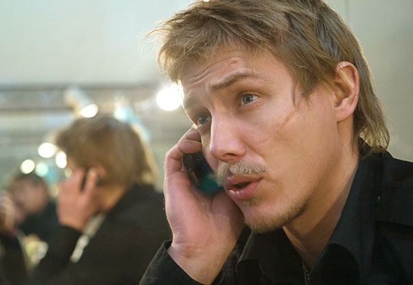 Actor Alexander Bukharov