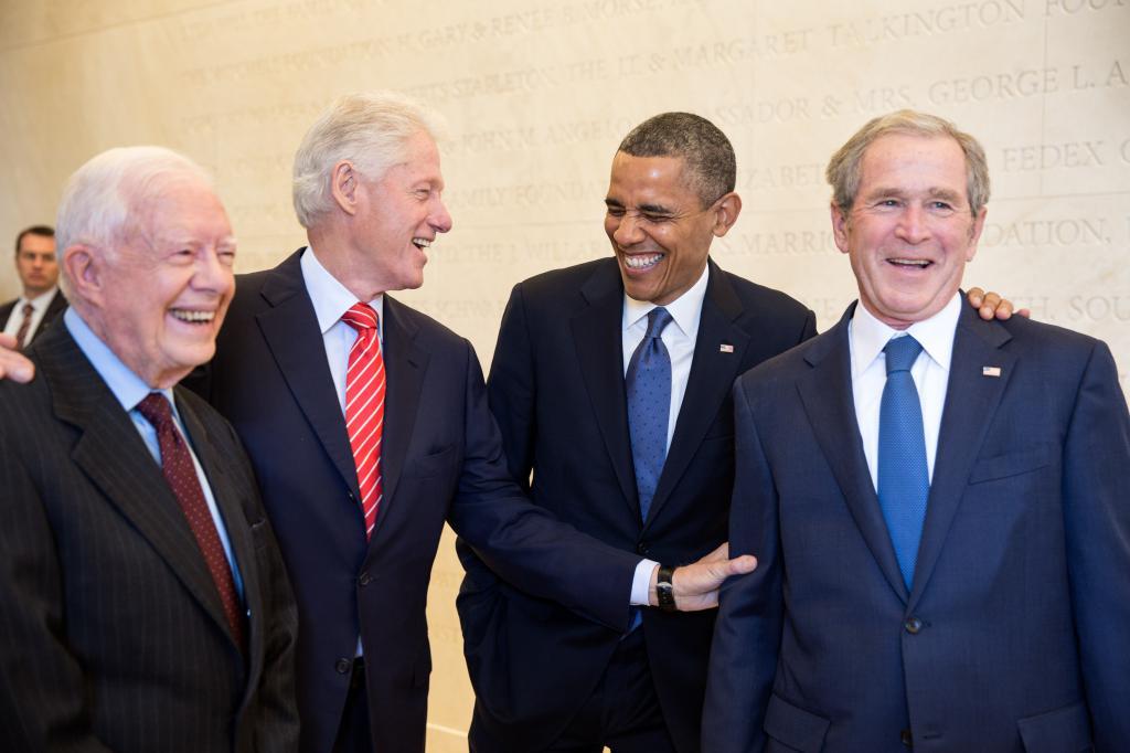 four us presidents