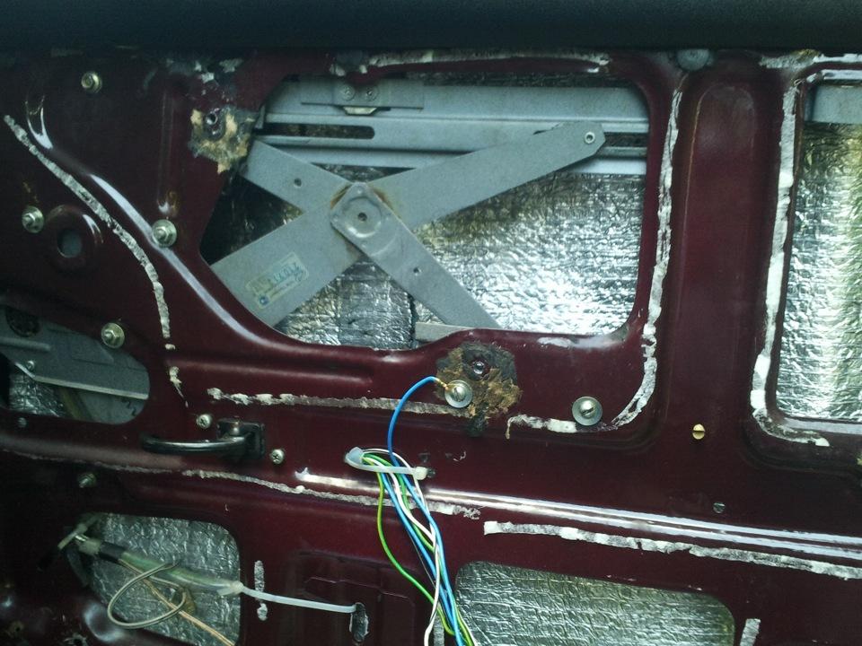Как сделать электроподъемник стекла своими руками 68