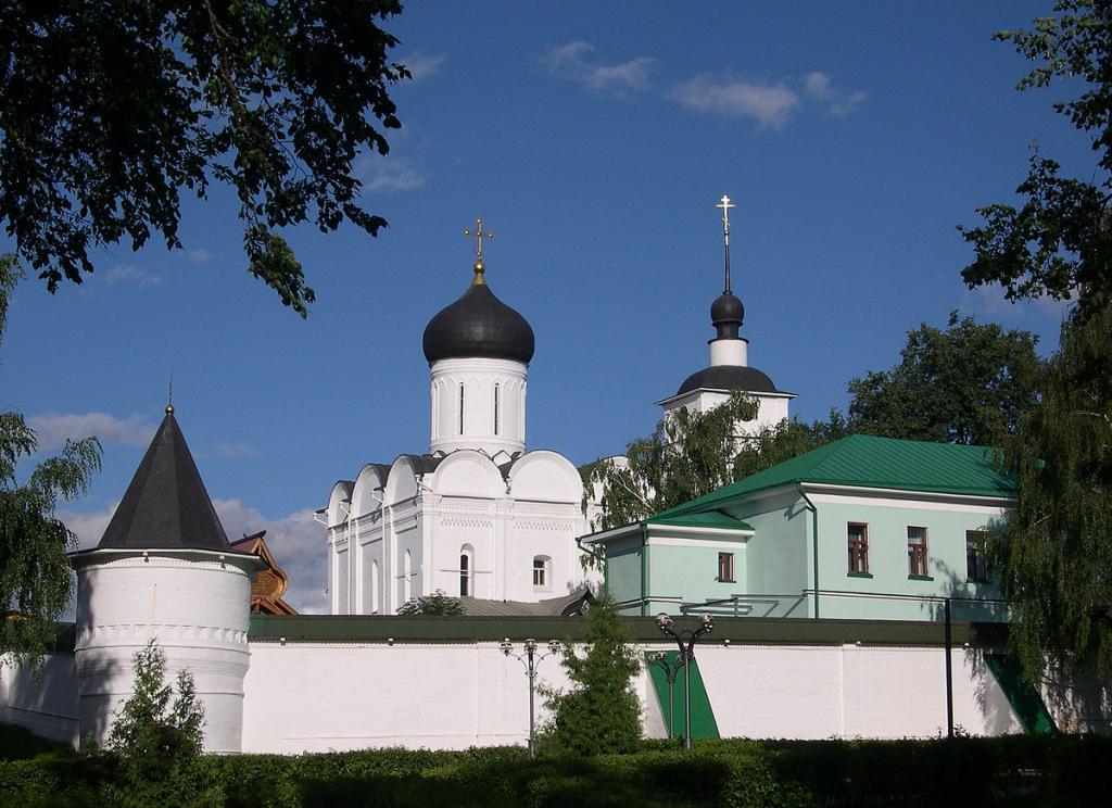 Monastery architecture
