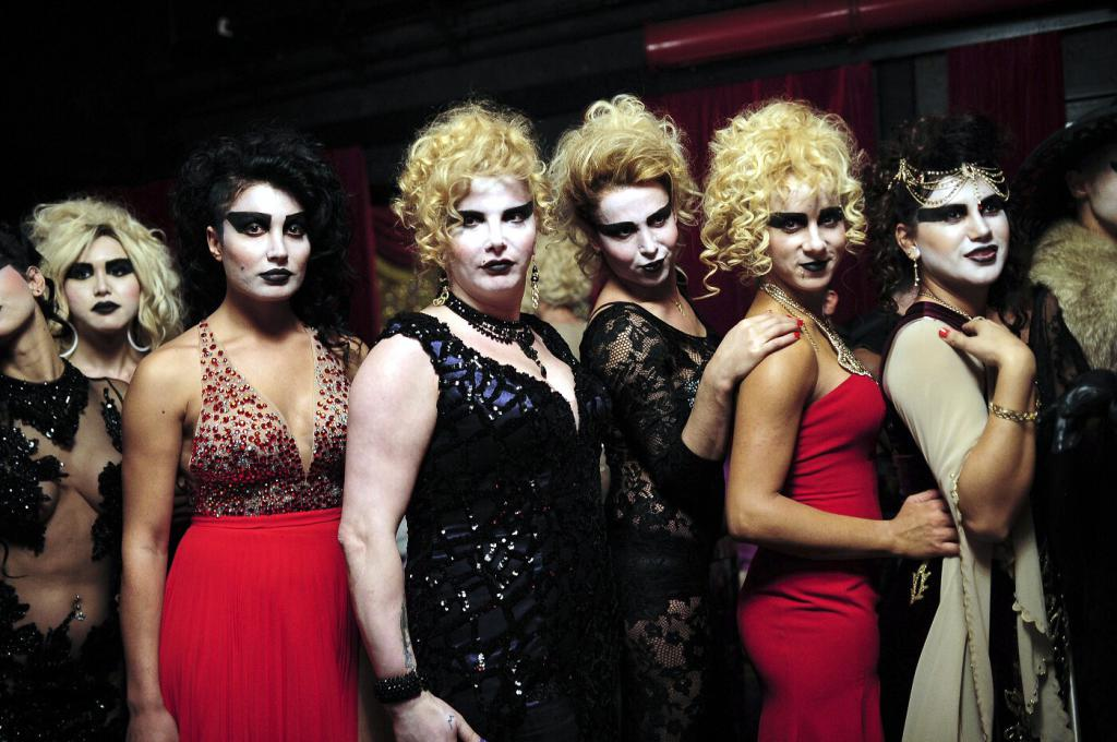 transgender show