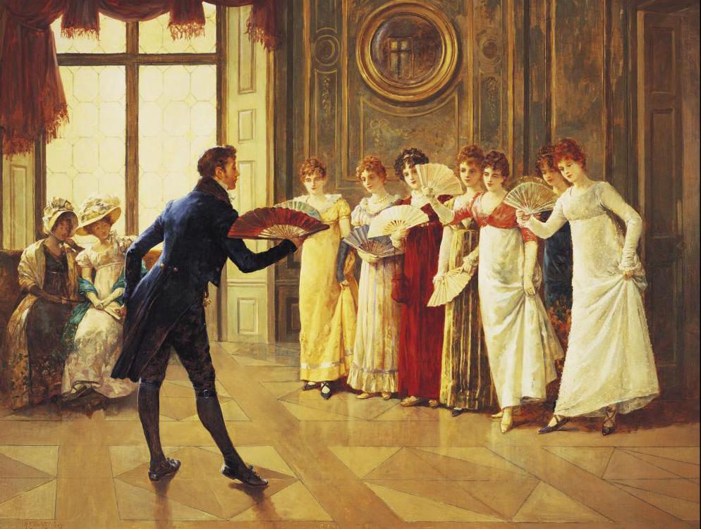 Etiquette at the ball