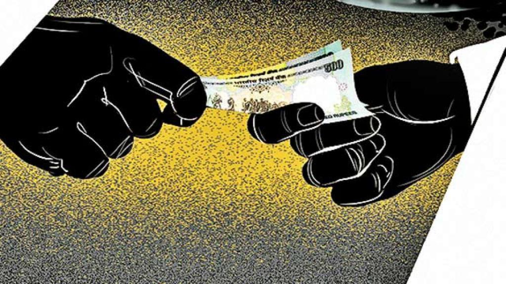 Подкуп политика