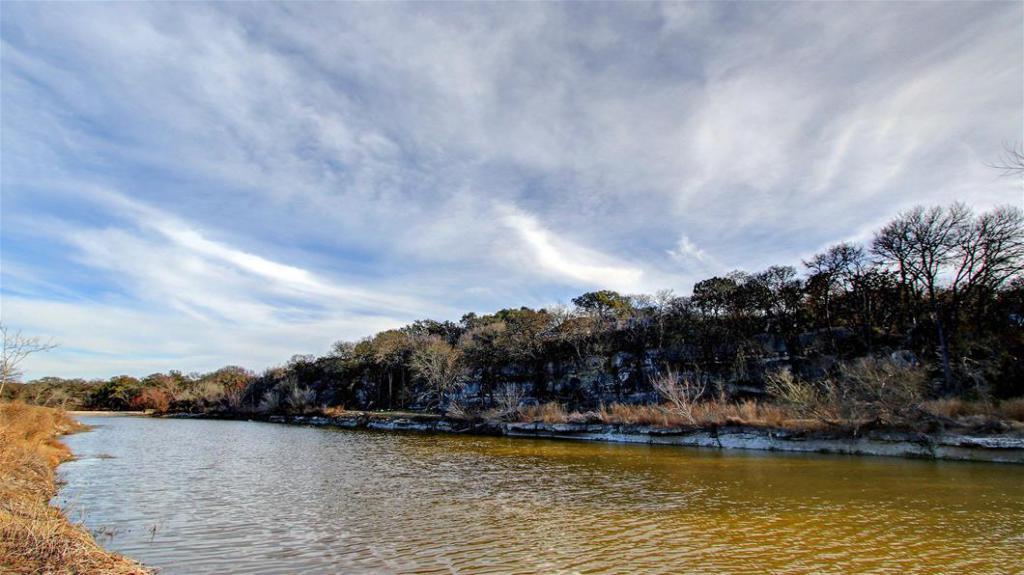 речная долина и ее строение