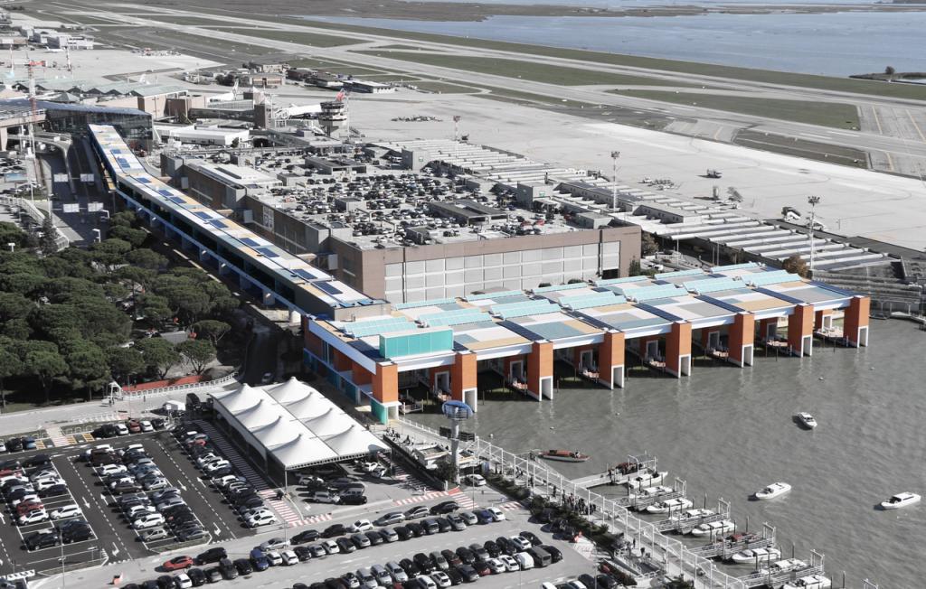 Venice Airport (Marco Polo)