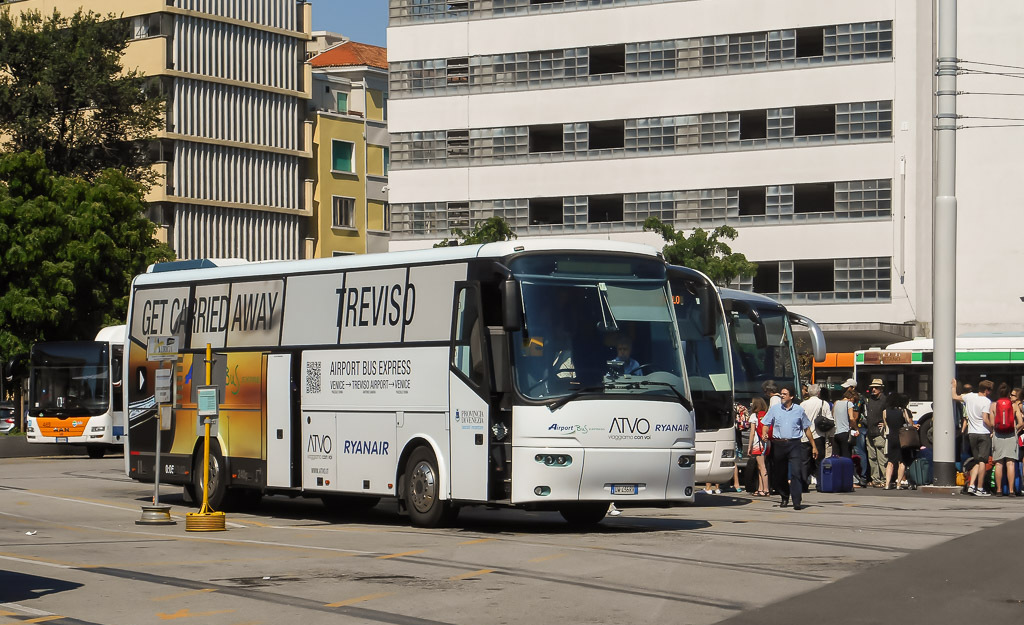 Treviso Airport: how to get to Venice