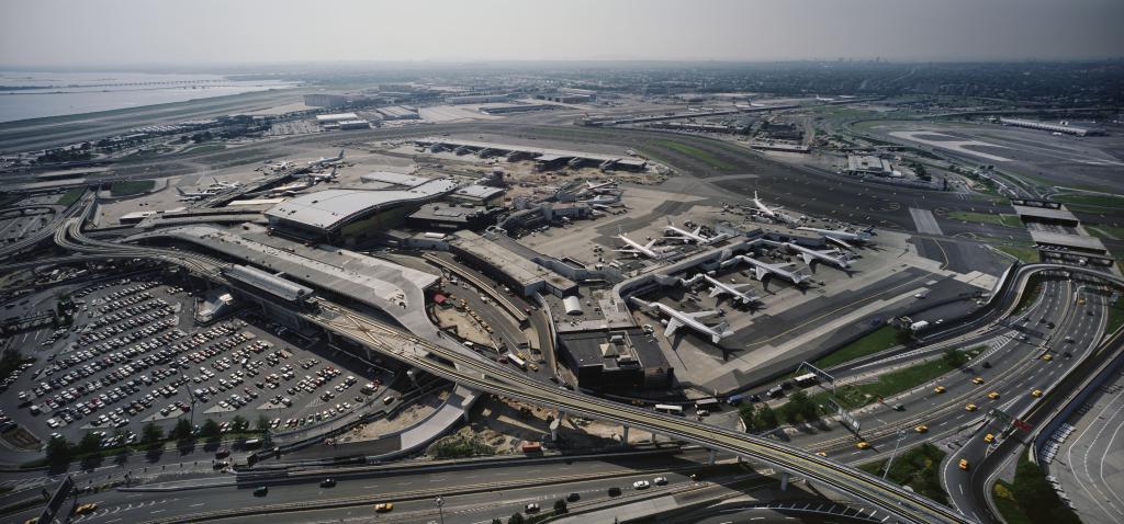 New York City's main airport