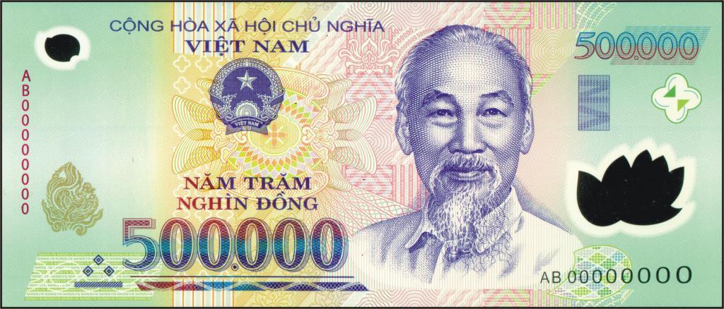 500 000 dong