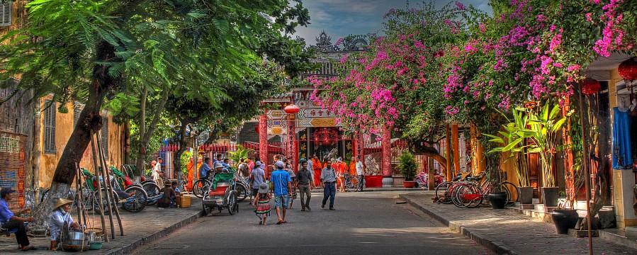 Photos of the Vietnamese resort