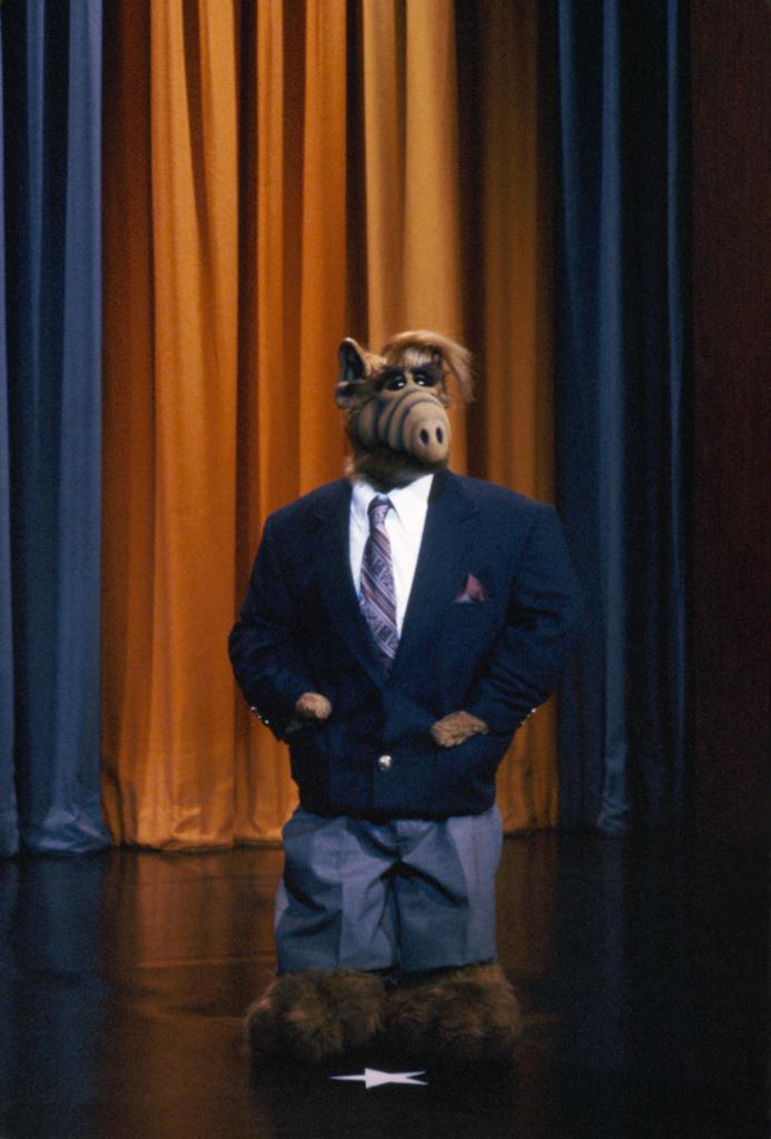 Evening show alpha
