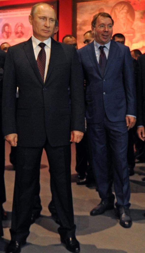 Kozhin and President