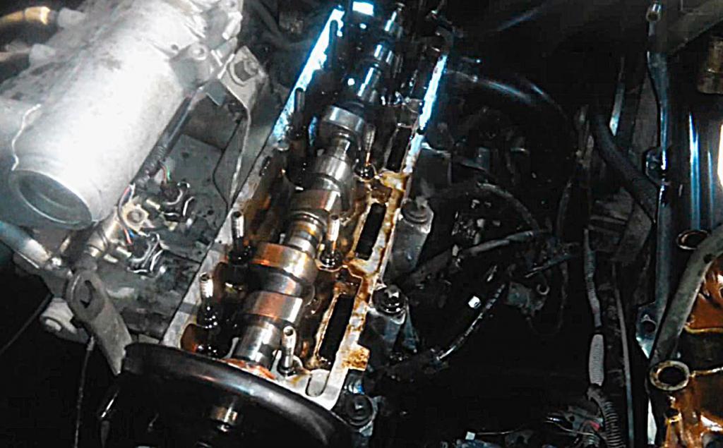 Ремонт двигателя ВАЗ 21150