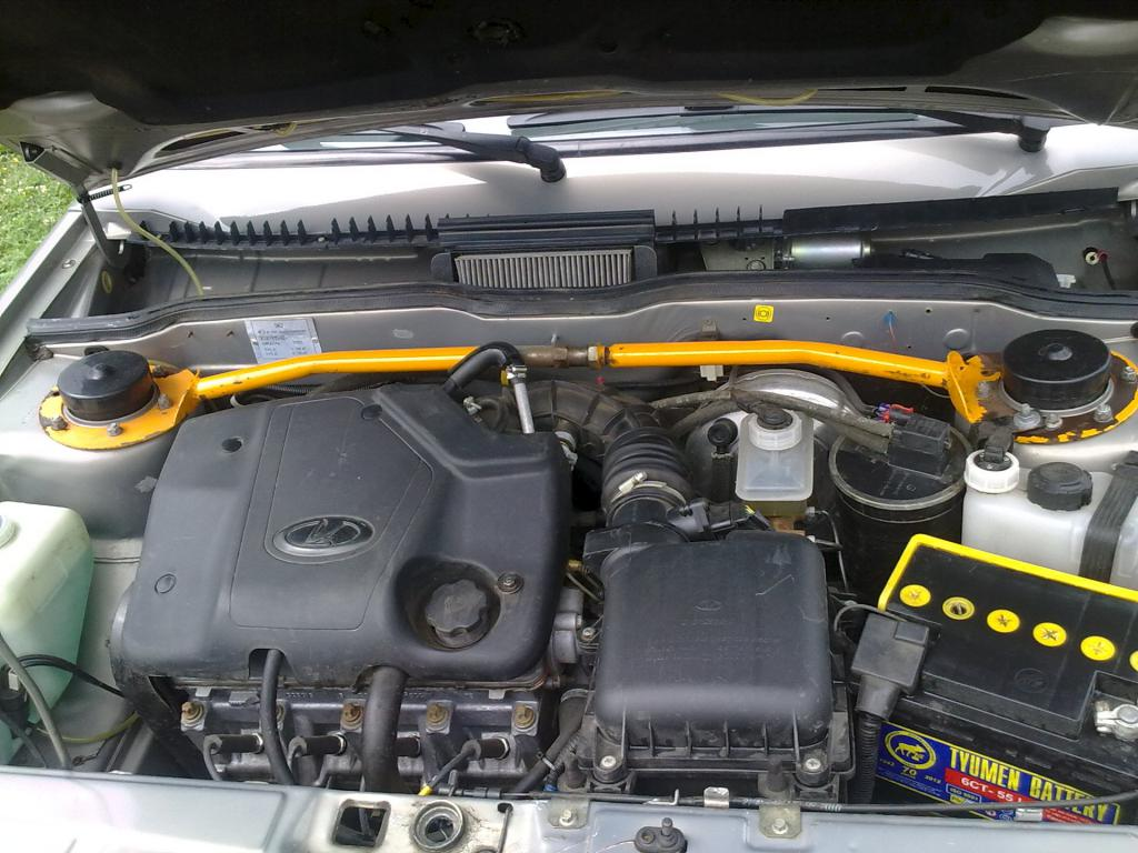 Двигатель ВАЗ 21150