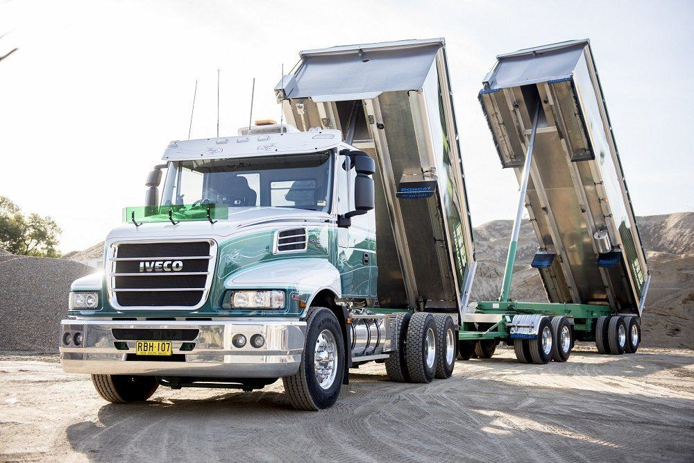 Iveco power star