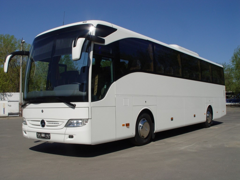 Bus Anapa - Gelendzhik