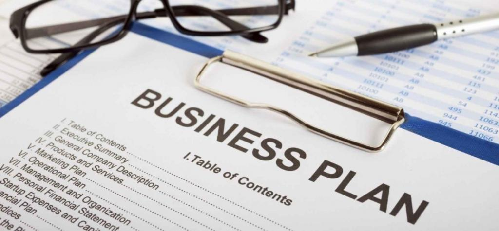 business plan sample with calculations