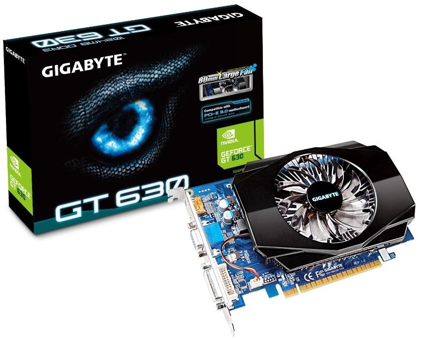 GeForce GT 630: обзор модели и отзывы