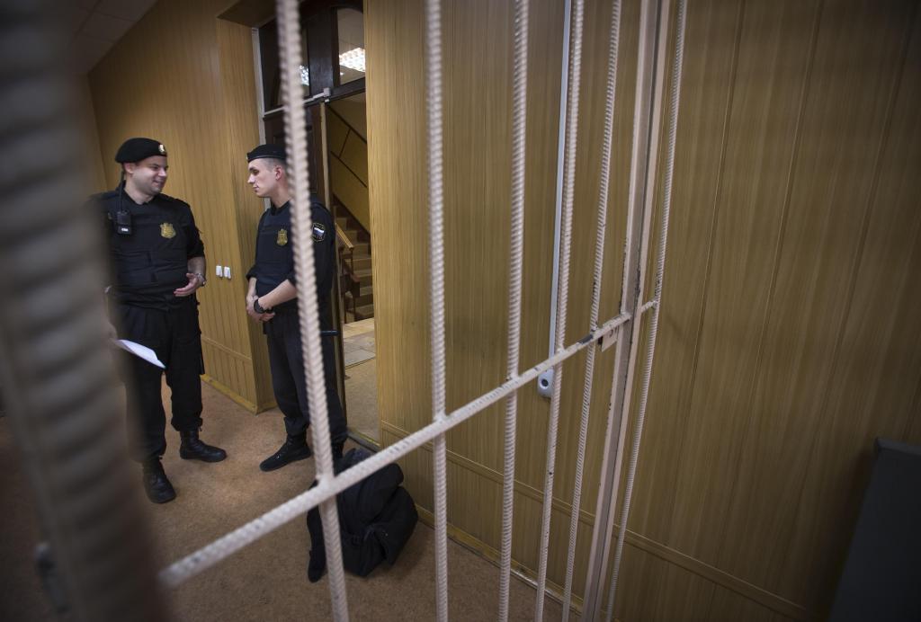Crime investigation process