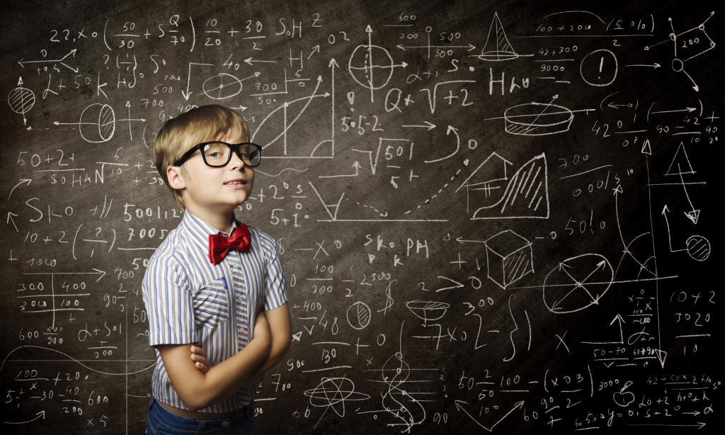 child's intelligence
