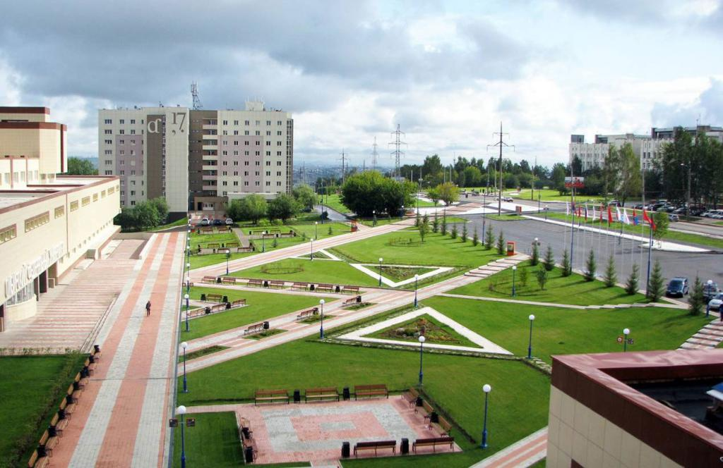 budget universities of Krasnoyarsk