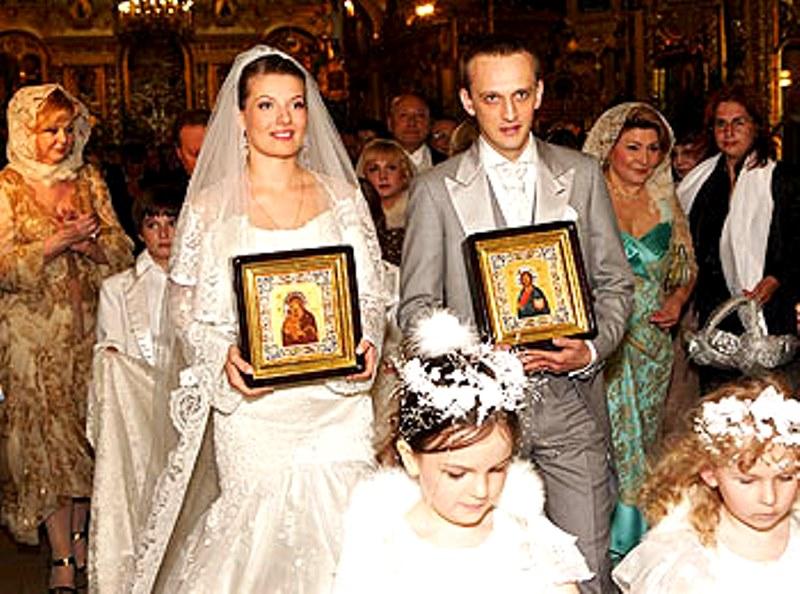 """""""Наша семья началась в церкви"""""""